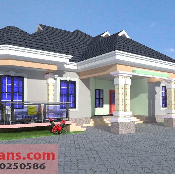 4 bedrooms bungalow bg 015